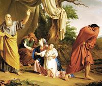 Luigi Trécourt, La maledizione di Cam, 1837