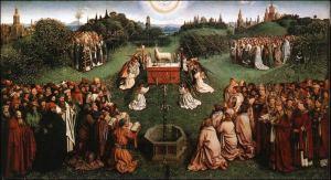 Il Festino delle Nozze dell'Agnello dell'Apocalisse di Giovanni