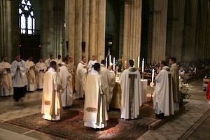 Messa Parrocchiale secondo Messale Paolo VI secondo la Communauté Saint Martin