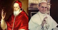 S.d.D. Paolo VI estensore della riforma di S. Pio V