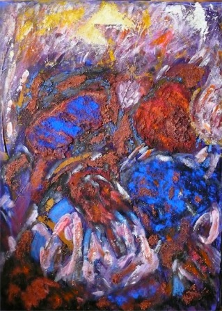 Tohu-bohu   by  Cythara-Martine Gercault