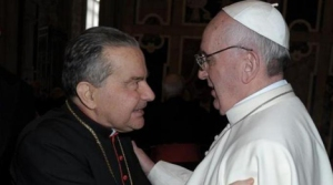 Il Card. Caffarra in unione con Papa Francesco