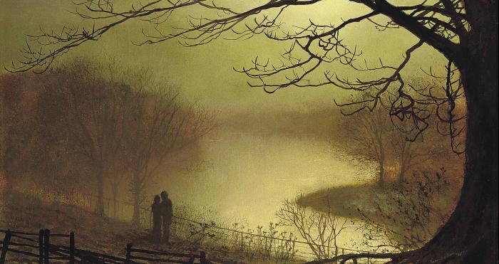 John Atkinson Grimshaw - Roundhaylake