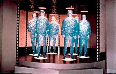 """Procedi Spock!"""