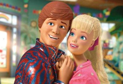 in a Barbie world...