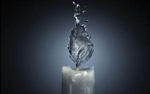 Fiamma d'acqua