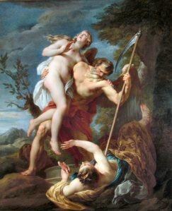 Il Tempo salva la Verità dalla Menzogna e dall'Invidia François Lemoyne, 1737