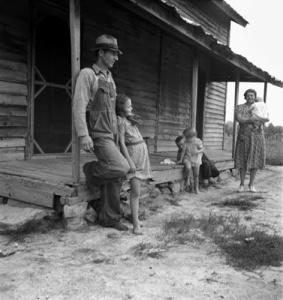 white sharecropper