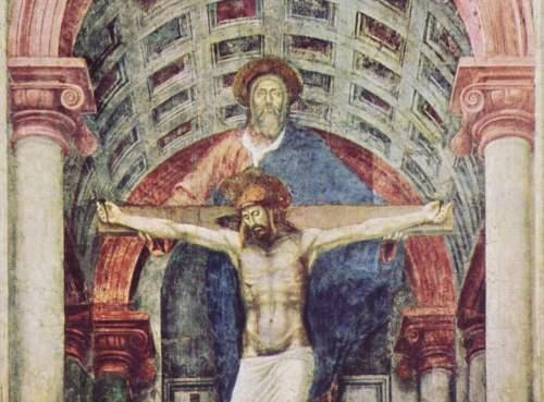 Masaccio - Trinità