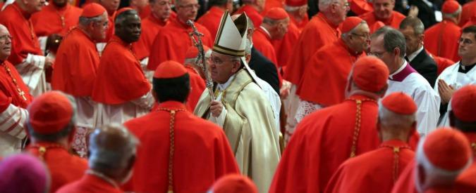papa e cardinali