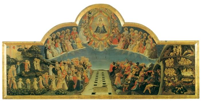 Beato Angelico - Giudizio universale