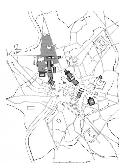 Piano Roma Imperiale