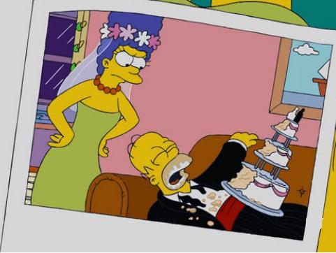 Homer_&_Marge's_Second_Wedding_3