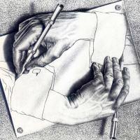 Edward Feser - Il paradosso materialista oggi dimenticato