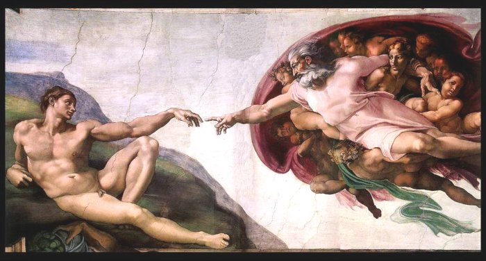 michelangelo-la-creazione-di-Adamo