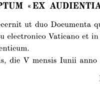 Amoris Laetitia: Roma Locuta, Croce-Via Semper Iusta