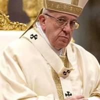 Croce-Via e Papa Francesco: cronache di uno strano rapporto di rispetto.